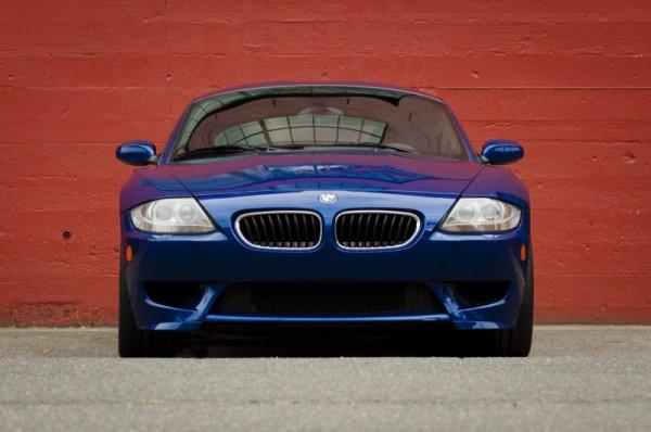 2006 BMW Z4 M Coupe
